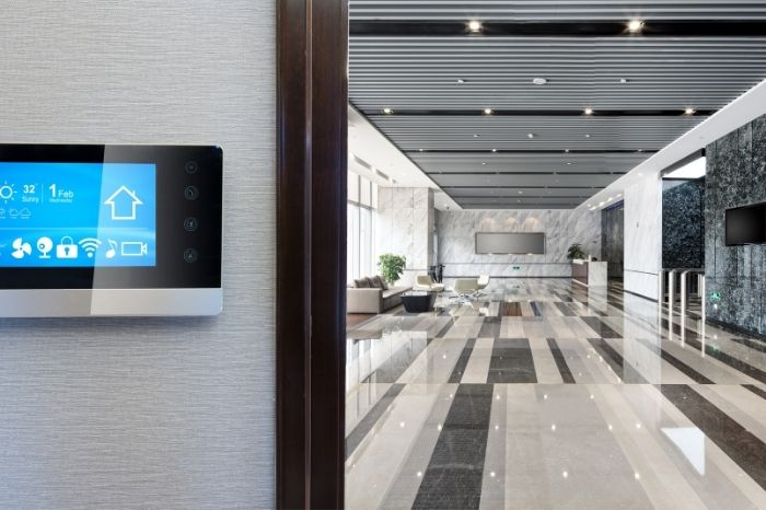 Commercial Smart Automation, TV, projection, and screen installations