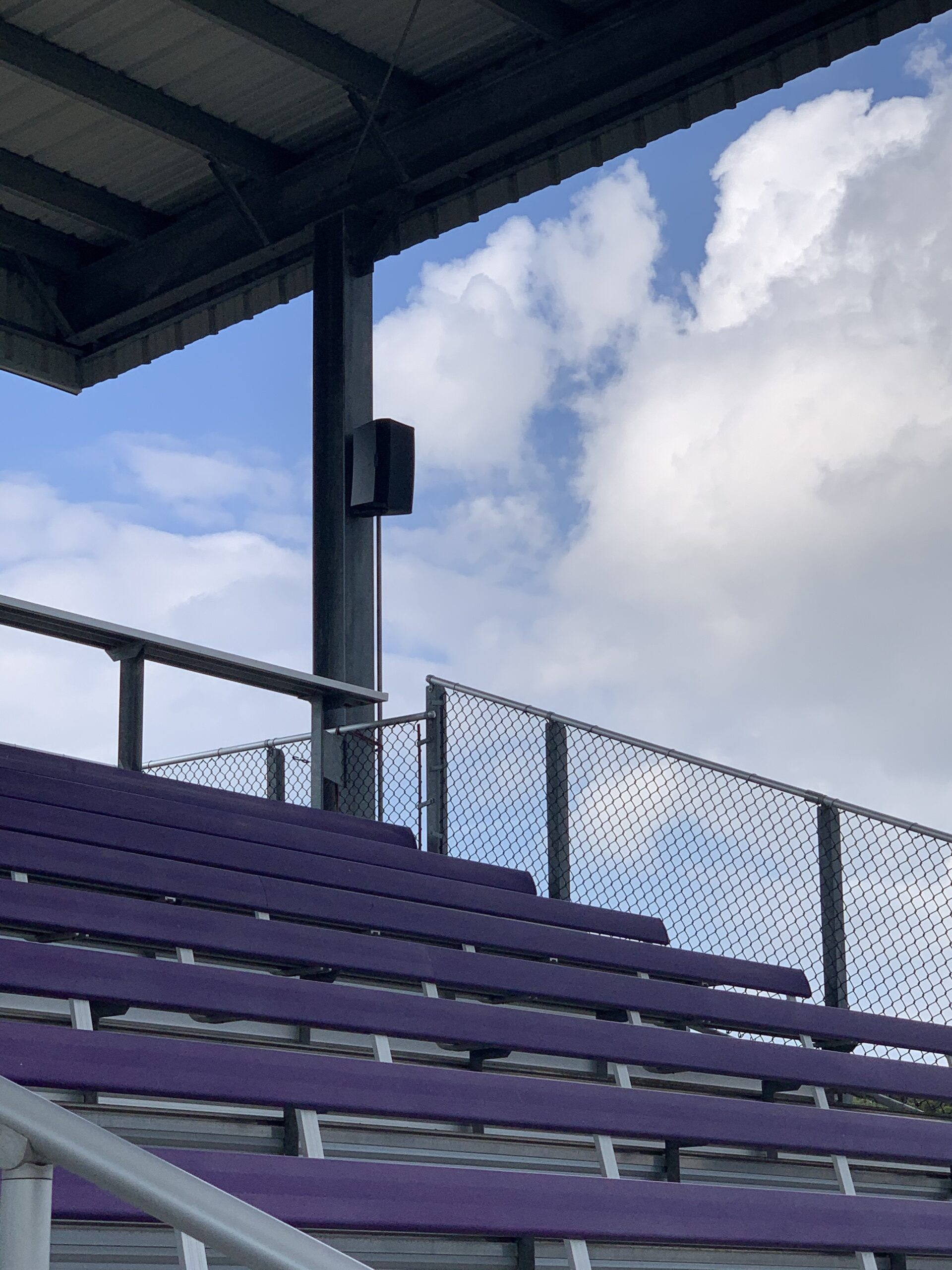 Commercial stadium smart easy controlled sound system