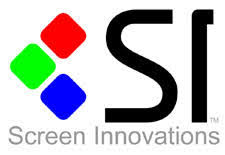 Screen Innovations short throw laser projection