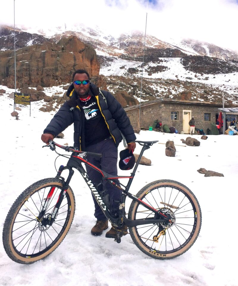 The Great Adventure Bike tour to Mount Kilimanjaro- 4 days