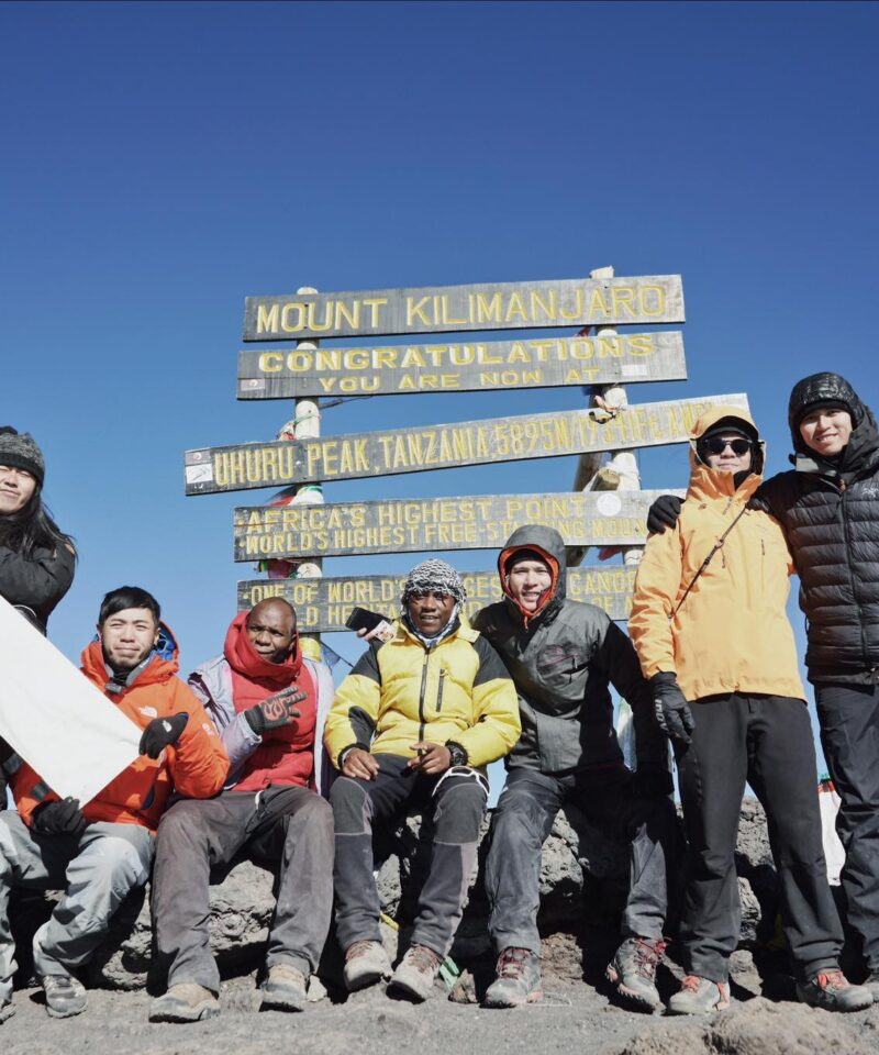 Kilimanjaro Climbing - Northern circuit route 9 Days