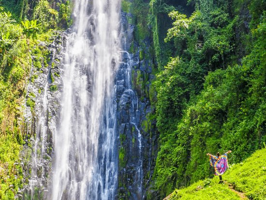 Unforgettable Materuni Waterfall and Village Coffee Tour