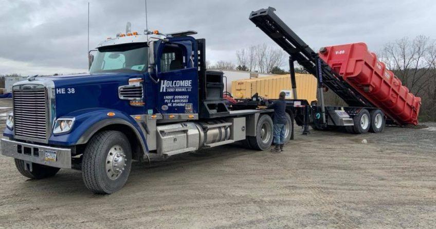 Truck Company - Holcombe