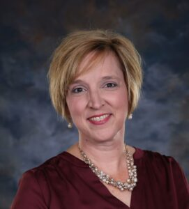 Melissa Turlip helps administer small business grants.
