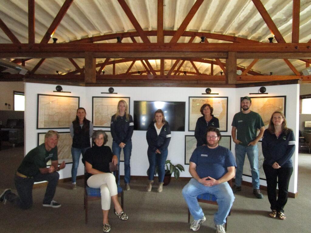 Resource Environmental Management employees