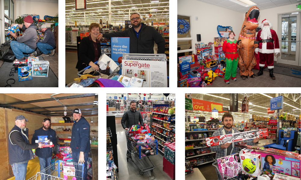 Annual Giving - Toy Drive