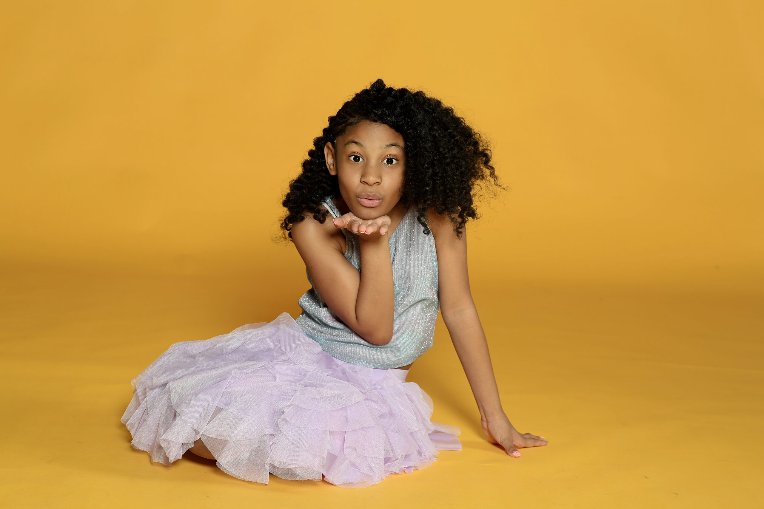 11 Year Old Rapper BEAUTI is Creating Her Own Wave In The Industry