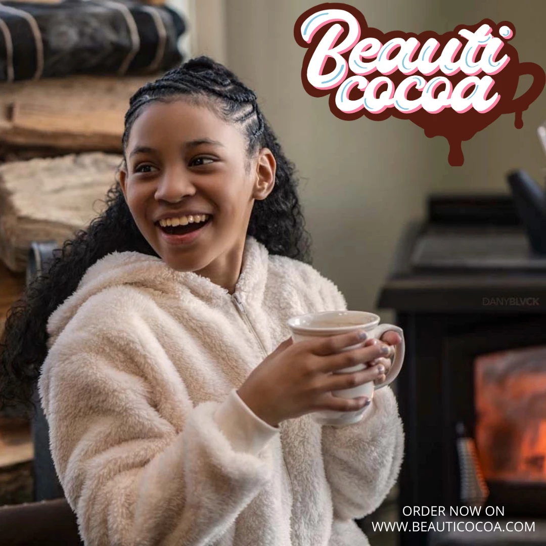 Quality Hot Cocoa Brand Beauti Cocoa Releases To The Market, The Latest Innovation From 11-Year-Old Business Leader And Rap Artist Beauti