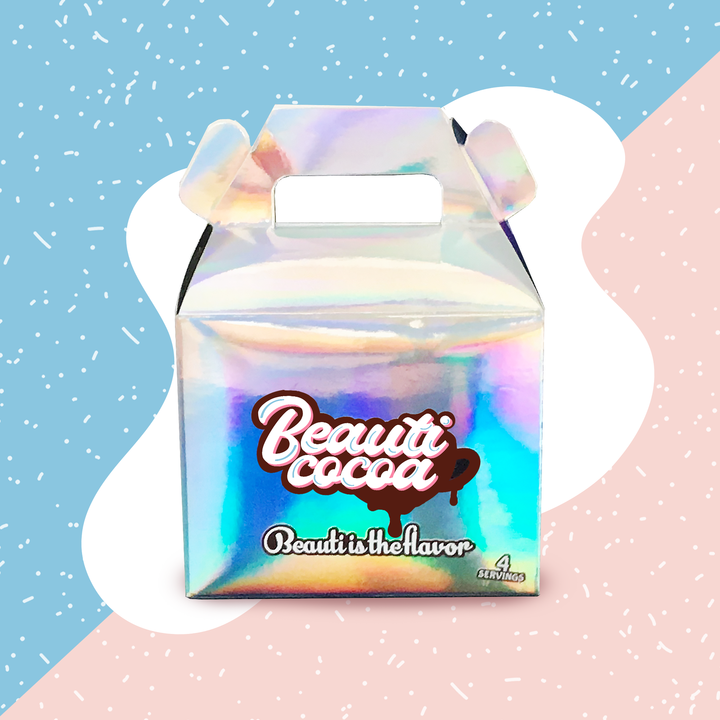 Exciting news, the new ambassador for Beauti Cocoa