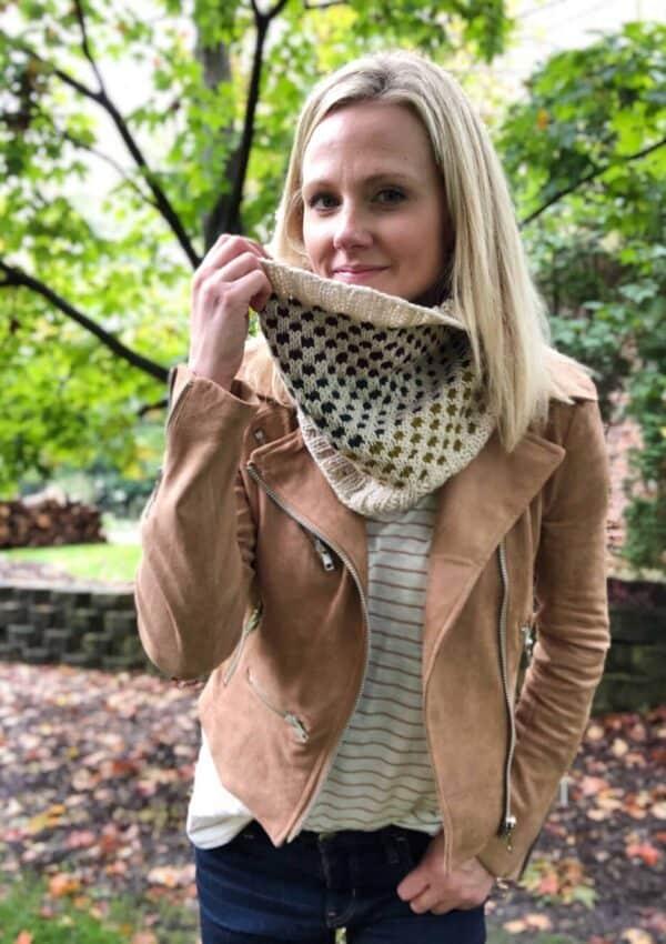Basalt Stone Cowl 2 – Knitting Pattern