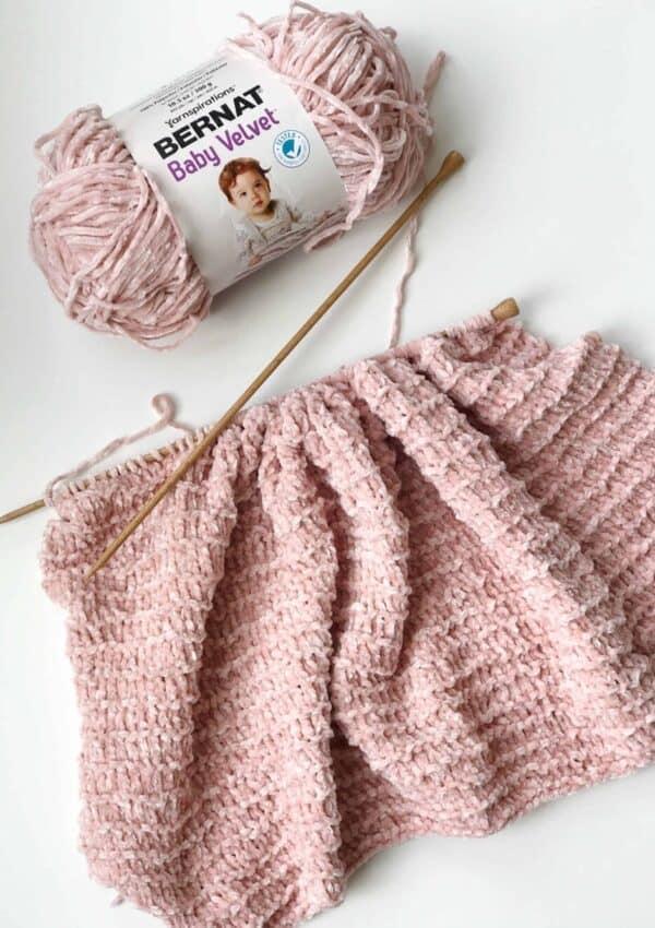 5 Easy tips for knitting with velvet yarn.