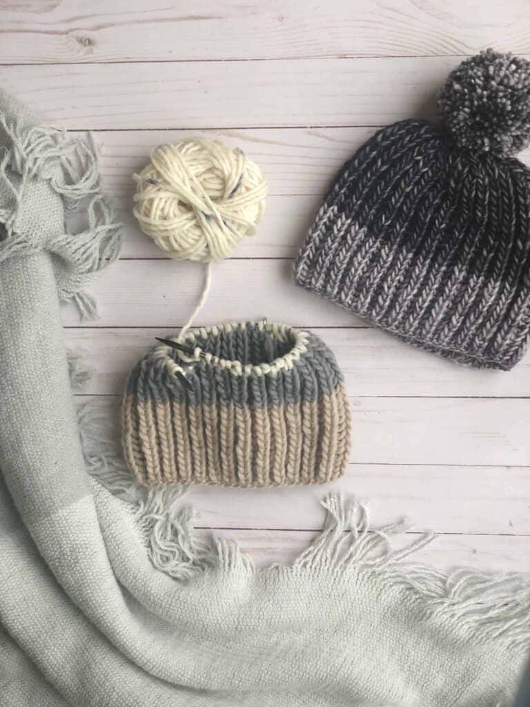 Malabrigo Mecha Hat Knitting Pattern Free