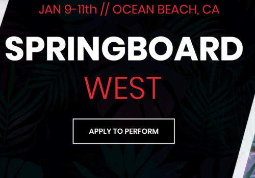 springboard festivals submission page