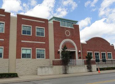 City of Columbus Police Substations No. 5 & 12