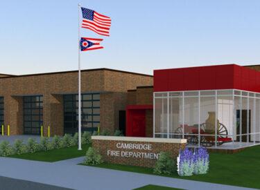Cambridge Fire Station Feasibility Study