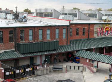 North Market Roof