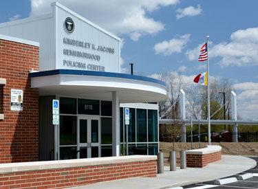 2020 Law Enforcement Design Awards – Columbus Substation No. 1 (Facilities III Notable)
