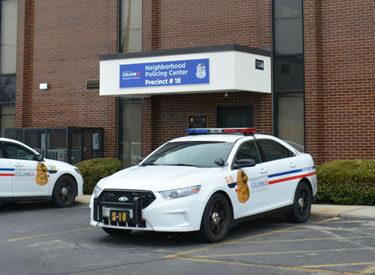City of Columbus Police Substation No. 18