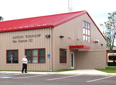 Mifflin Township Fire Station # 82