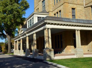 Columbus Public Health  – Porch Renovation