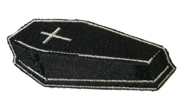 COFFIN PATCH