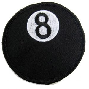 8-BALL - PATCH