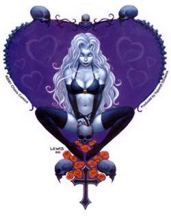 LADY OF DEATH