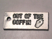 OUT OF THE COFFIN - CHARM