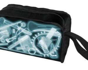 Xposed X-RAY COSMETIC BAG/CLUTCH