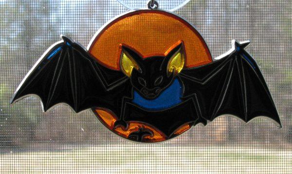 BAT SUN-CATCHER