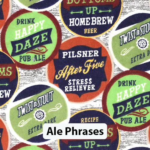 Ale Phrases