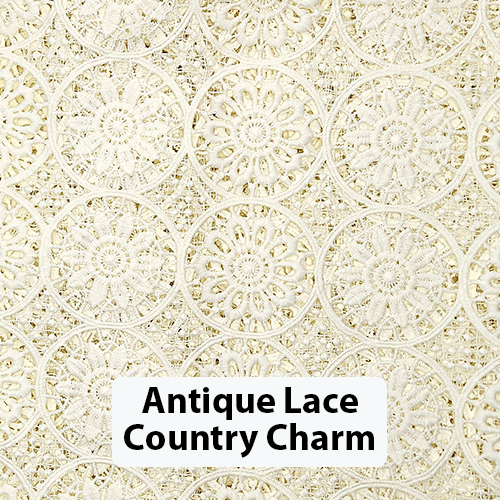 Antique Lace Country Charm