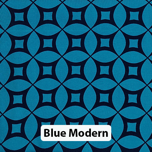 Blue Modern