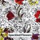 Speckled Flower