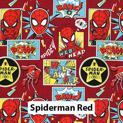 Spiderman Red