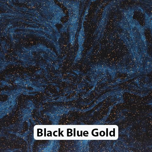 Black Blue Gold