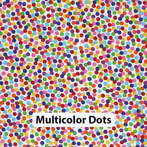 Multicolor Dots