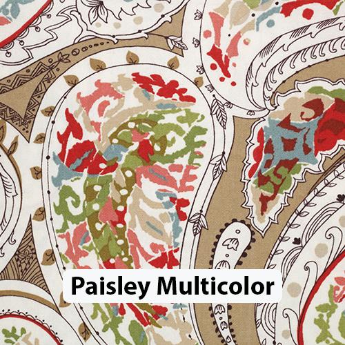 Paisley Multicolor