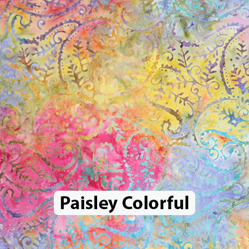 Paisley Colorful