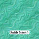 Swirls Green 1
