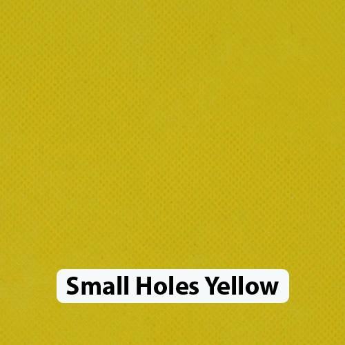 Small Holes Yellow