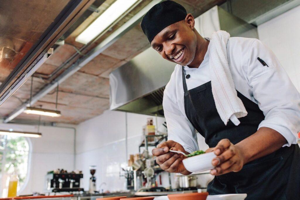 Chef entrepreneur