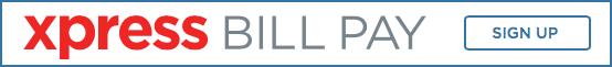 Xpress Bill Pay signup