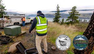 Mosier/Hood River utility billing agreement