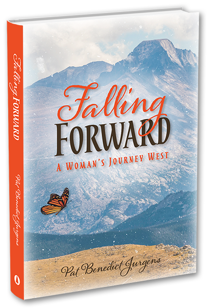 Pat Jurgens Author Falling Forward