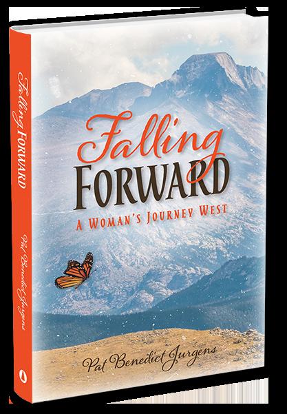 Pat Jurgens Author Falling Forward