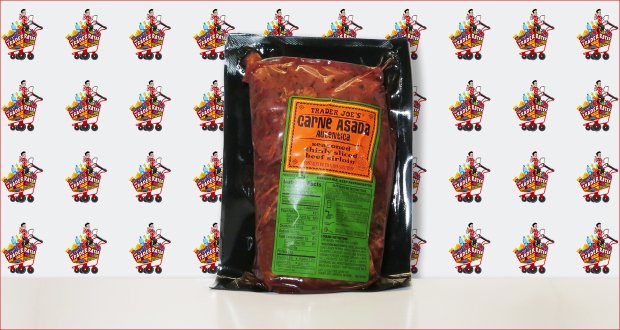 Trader Joe's Carne Asada Authentica Seasoned Thinly Sliced Beef Sirloin
