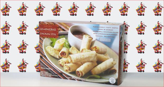 Thai Joe's Lemongrass Chicken Stix