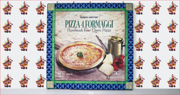Trader Giottos Pizza 4 Formaggi