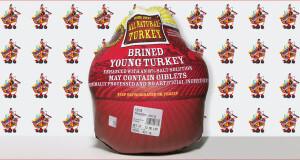 Trader Joe's All Natural Brined Young Turkey 2015